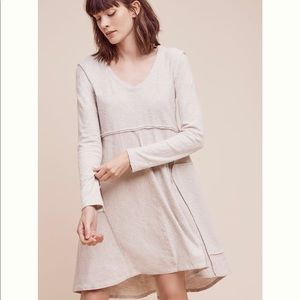 Anthropologie Maeve Northward Swing Dress